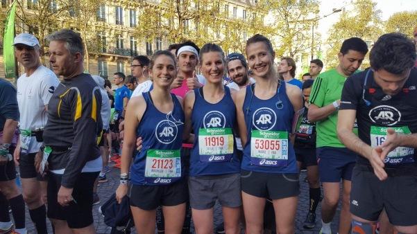 mathildedrg marathon de paris